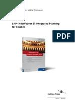 Sappress Netweaver Bi Integrated Plan