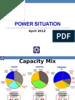 Power Summit 11 April 2012