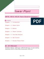 Power Plant 20 Years Gate Ies Ias q A
