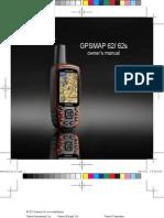 GPSMAP 62S คู่มือ