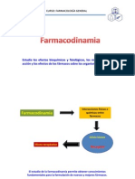 Farmacodinamia Parte 1