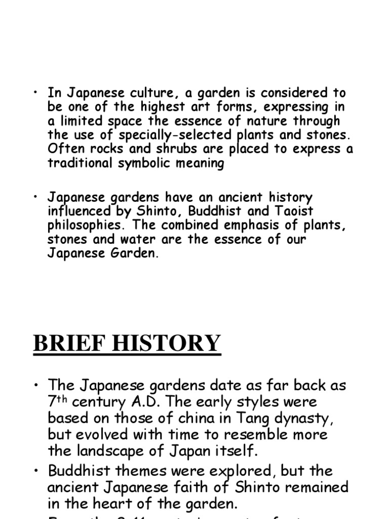 Japanese landscape ppt gardens philosophical science biocorpaavc Images
