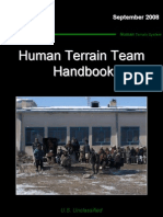 Human Terrain Handbook 2008