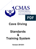 Cave Diving Standards 5.0 Eng