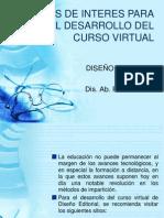 Sitios de Interes para el curso virtual de Diseño Editorial