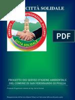 Proposta Progettuale Servizio Raccolta Rifiuti Urbani San Ferdinando 2012