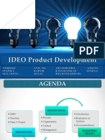 MTI Project Presentation Ideo Product Development