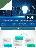 MTI Project Presentation Ideo Product Development