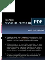 Sensor de Efecto Hall