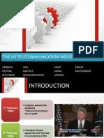 MTI US Telecom Industry 1996-1999