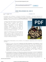 Informe Preliminar Del Dsm-5
