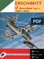 Kookaburra Tech. Public. S01 06 - Messerschmitt Me-262 (Part1)