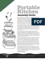 Portable Kitchen Supplies