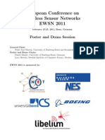 Ewns2011 Poster and Demo Proceedings