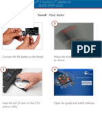 CY8CKIT-014_PSoC 5 FirstTouch Starter Kit_Quick Start_Guide