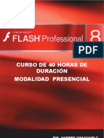 Curso Presencial Flash