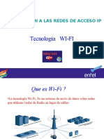 Redes de Acceso Ip Wifi Wimax