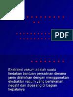 Presentasi Ekstraksi Vacum
