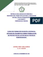 Unidades de Aprendizaje_curso de FormaciÓn a Distancia