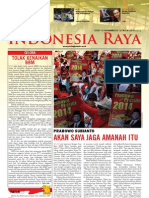 Tabloid Gema Indonesia Raya (April 2012)