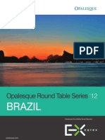 Opalesque Roundtable Series - Brazil 2012