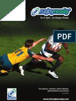 Rugby Ready Book 2010 En