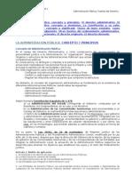 1 El Derecho Administrativo