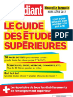 Guide Etudes Sup12 E-PAPER