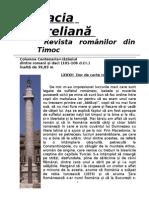 LXXXII Dor de carte românească
