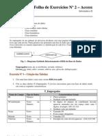 Access Livraria Projeto Completo