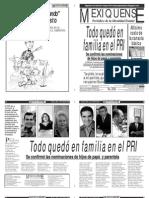 Versión impresa del periódico El mexiquense Edición 16 de abril 2012