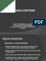 Agranulositopenia