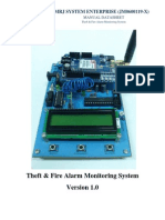 Theft & Fire Alarm Monitoring System (1)