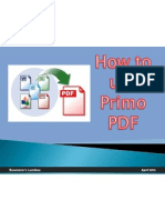 Shrink, reduce and save large PDF files to smaller size using PrimoPDF
