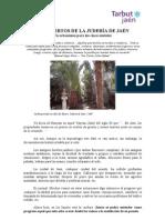 Huertos judería de Jaén