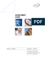 Code de Investissement Ang Senegal