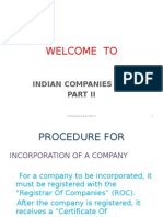 Companies Act Part 2