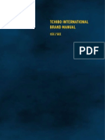 Tchibo International Brand Manual CEE_SEE_december2007