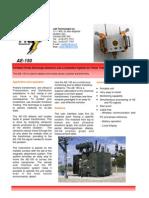 Portable Partial Discharge Detector Catalouge