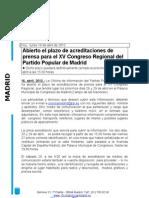 Plazo Acreditaciones Enviar Tope 23 Abril 2012