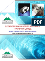 DTS Nano Series Training Course Size Day