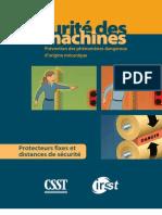 Sécurité des machines