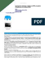 Paradigma Programacion Orientada Objetos Php y Patron Arquitectura Software Mvc