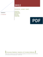 Indian Economy Aviation Report
