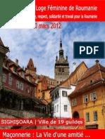 Newsletter4-GLFR-GrandeLogeFemininedeRoumanie