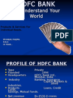 HDFC Project 2..