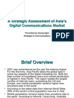 Asia's Digital Communications Market 08