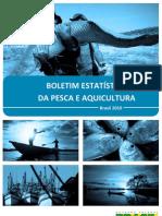 Boletim Estatístico MPA 2010