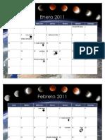 Calendario Lunar Signos 2011
