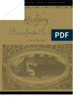 A History of Pianoforte Pedalling